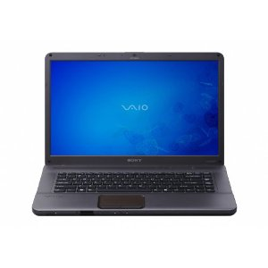 Sony VAIO VGN-NW320F/T 15.5-Inch Laptop