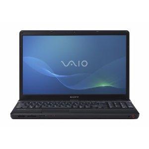 Sony VAIO VPC-EB12FX/BI 15.5-Inch Laptop