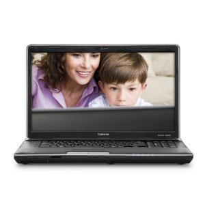 Toshiba Satellite P505D-S8000 TruBrite 18.4-Inch Laptop