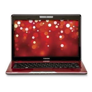 Toshiba Satellite T135-S1305RD TruBrite 13.3-Inch Ultrathin Laptop