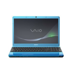 Sony VAIO VPC-EB17FX/L 15.5-Inch Laptop