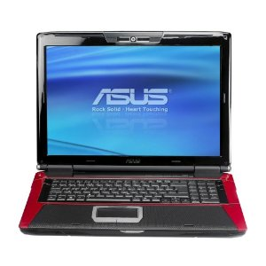 Asus G71Gx-A1 17-Inch Gaming Laptop