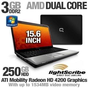 Compaq Presario CQ61-319WM 15.6-Inch Laptop