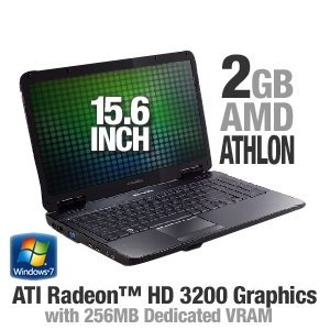 eMachines Eme627-5082 15.6-Inch Laptop