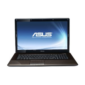 ASUS K72JK-A1 17.3-Inch Versatile Entertainment Laptop
