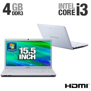 Sony VAIO VPCEB24FX/WI 15.6-Inch Laptop