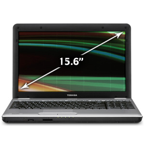 Toshiba Satellite L500-ST2543 15.6-Inch Laptop