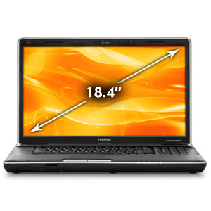 Toshiba Satellite P500-ST58E1 18.4-Inch Laptop