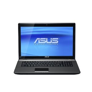 ASUS N71Vn-A1 17.3-Inch Brown Versatile Entertainment Laptop