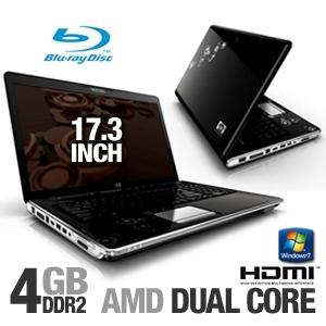HP Pavilion dv7-3165dx 17.3-Inch Laptop