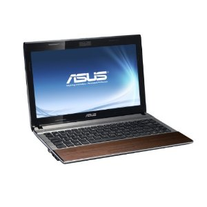 ASUS U33JC-A1 13.3-Inch Bamboo Laptop