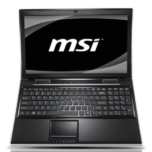 MSI FX600-002US 15.6-Inch Laptop