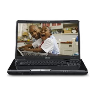 Toshiba Satellite P505-S8025 TruBrite 18.4-Inch Laptop
