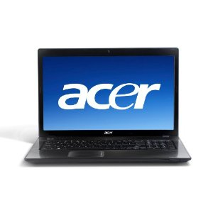 Acer AS7741G-7017 17.3-Inch Laptop