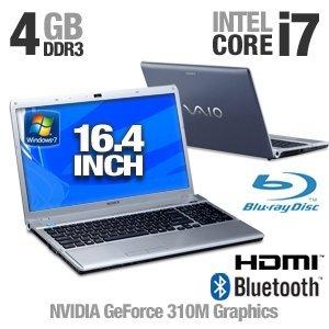 Sony VAIO VPCF121FX/H 16.4-Inch Laptop