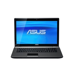 ASUS N71JQ-X1 17.3-Inch Versatile Entertainment Laptop