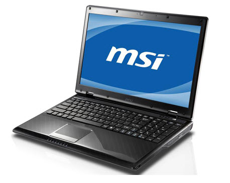 MSI CX620 3D 15.6-Inch Laptop