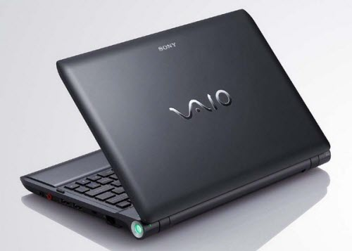 Sony Vaio Y series laptop