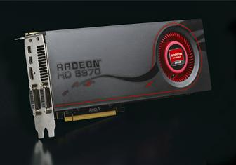 AMD Radeon HD 6970 graphics card