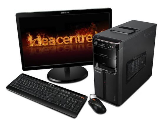 IdeaCentre K330 desktop
