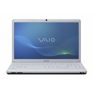 Sony VAIO VPC-EB43FX/WI 15.5-Inch Widescreen Entertainment Laptop