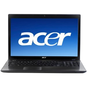 Acer AS7741Z-4839 17.3-Inch Laptop