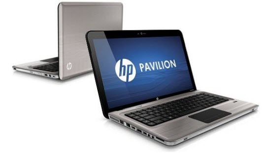 HP dv6t and dv7t laptops