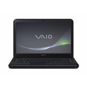 Sony VAIO VPC-EA44FX/BJ 14-Inch Widescreen Entertainment Laptop