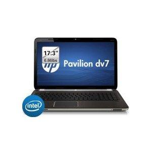 HP Pavilion dv7t dv7tqe i7-2630QM Quad Edition 17.3-Inch Laptop