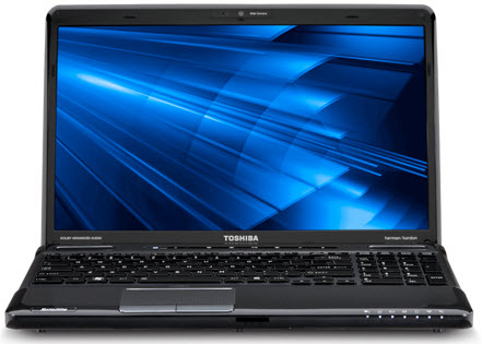 Toshiba Satellite A665-S5184X 15.6-Inch Laptop