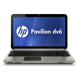 HP Pavilion dv6-6150us 15.6-Inch Entertainment Notebook PC