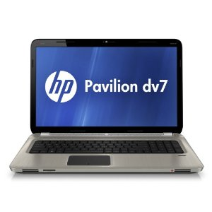 HP Pavilion dv7-6195us 17.3-Inch Entertainment Notebook PC