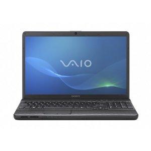 Sony VAIO VPC-EH11FX/B 15.5-Inch Laptop
