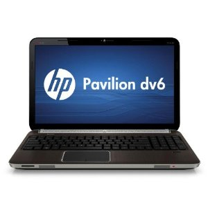 HP Pavilion dv6-6140us 15.6-Inch Entertainment Notebook PC