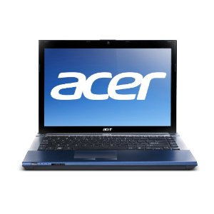 Acer Aspire TimelineX AS4830TG-6450 14-Inch Aluminum Laptop
