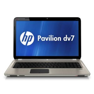 HP Pavilion dv7-6199us 17.3-Inch Entertainment PC