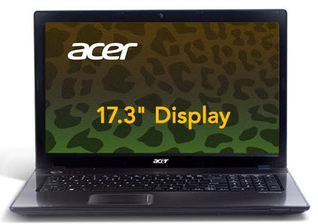 Acer Aspire 7551-7422 17.3-Inch Notebook PC