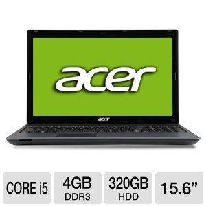 Acer Aspire AS5733-6437 15.6-Inch Notebook PC