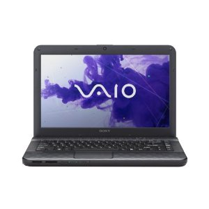 Sony VAIO EG2 Series VPCEG25FX/B 14-Inch Laptop