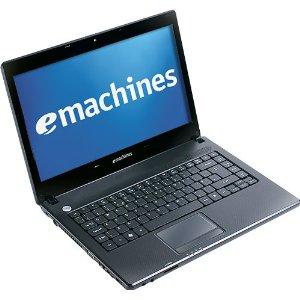 eMachines EMD528-2496 14-Inch Laptop Computer