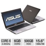 Latest ASUS A53E-TH52 15.6-Inch Laptop Review
