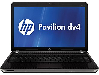 HP Pavilion dv4-4141us 14-Inch Laptop