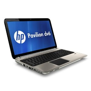 HP Pavilion dv6-6180us 15.6-Inch Entertainment Notebook PC