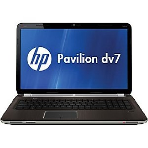 HP Pavilion dv7-6b32us 17.3-Inch Notebook PC
