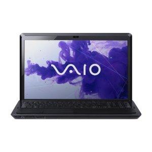 Sony VAIO VPCF232FX/B 16.4-Inch Laptop