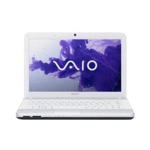Sony VAIO VPCEG33FX/W 14-Inch Laptop