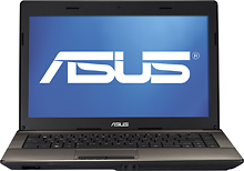 Asus X44H-BBR5 14-Inch Laptop