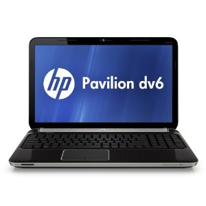 HP dv6-6c50us 15.6-Inch Entertainment Laptop