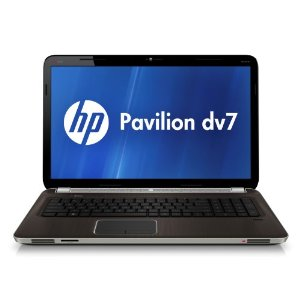 HP Pavilion dv7-6c90us 17.3-Inch Entertainment Notebook PC
