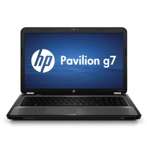 HP g7-1310us 17.3-Inch Notebook PC